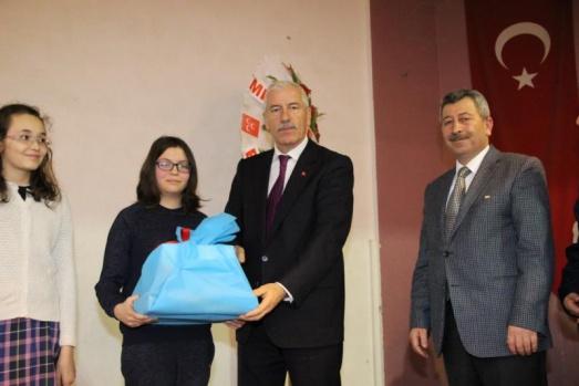 Alaçam'da Bal Gibi Çocuklar Projesi Kutlama Programı