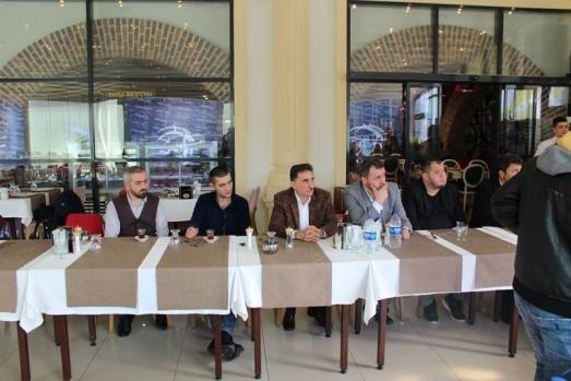 Düzköy Derneği; Bafra'daki Hemşehrileri İle Güç Birliği Yaptı