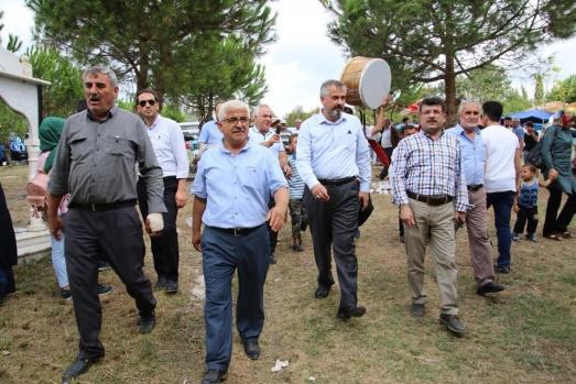Bafra'da Karadede Panayırı Yapıldı
