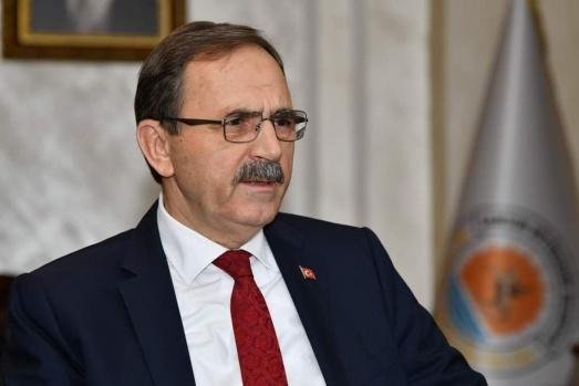Başkan Zihni Şahin'den AB Heyetine 'Cumhurbaşkanı Erdoğan' Uyarısı