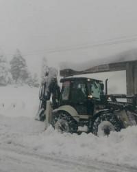 YEDAŞ Kar Mesaisi Bölgeye Olumlu Yansıyor