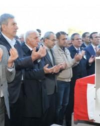 Aynur Doktor; Dualarla Ebediyete Uğurlandı