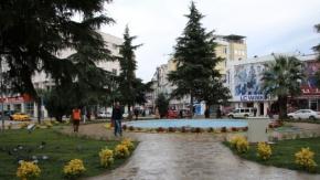 Bafra Cumhuriyet Meydanı Beğenildi