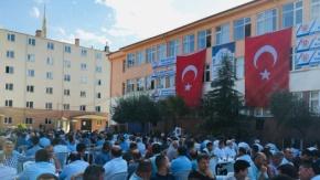 BAFİMDER'in 17. Geleneksel Pilav Günü Etkinliği Gerçekleştirildi
