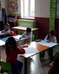 Anasınıfı Öğrencileri Resim Yarışmasında Buluştu