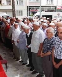 Kıbrıs Gazisi Sezer Son Yolculuğuna Uğurlandı