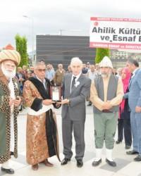 Samsun'da Yılın Ahisi: İbrahim Aslan Mirza