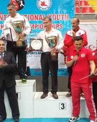Uluslararası Wushu Şampiyonası Sona Erdi