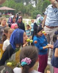 Müftülük'ten Kur'an Kursu Öğrencilerine Piknik