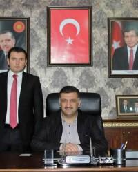 AK Parti Milletvekili KARAL'dan Bafra'ya Ziyaret