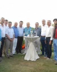 Astaş Holding'den Mandalin Oriental'e Muhteşem Açılış