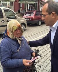 CHP'li Sevinç; 'Esnafımızı Kimseye Ezdirmeyiz!'