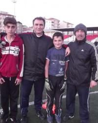 Kızılırmakspor A Genç Futbol Takımı Geliyor
