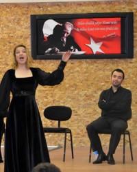 Bafra Turizm Fakültesi'nde Opera Konseri