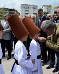 Bafra AGD Kermesi Dualarla Açıldı