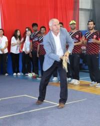 Kriket Büyükler Salon Şampiyonası Alaçam'da