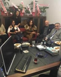 Özel Bafra Ak Okulları'nda Şiir Dinletisi