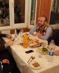 Ali Şimşek'e Veda Yemeği Programı