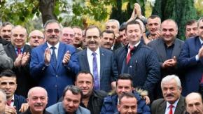 """Başkan Zihni Şahin: Yatırım Artacak, İşsizlik Azalacak"""""""