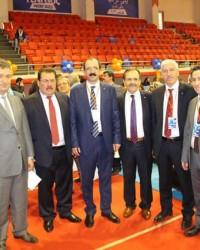 Muharrem Göksel; AK Parti İl Başkanı Seçildi