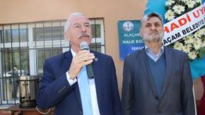 Kadıköy Mahallesi El Sanatları Kursu Sergisi Açıldı