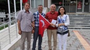 Bafrada 15 Temmuz Milli Birlik ve Beraberlik günü