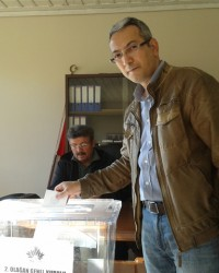 Turgut Demir; Yeniden GÖKDER Başkanı Seçildi