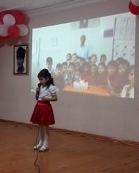Özel Bafra İlkokulu'nda Okuma Bayramı Etkinliği