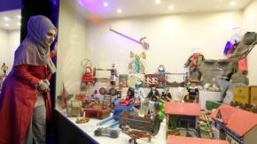 """""""Dünyanın Üçüncü Büyük Oyuncak Müzesi"""" Samsun'da Kuruldu"""