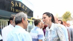 AK Parti'den İYİ Parti'ye Taziye Ziyareti