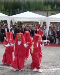 Bafra'da İlköğretim Haftası Kutlandı