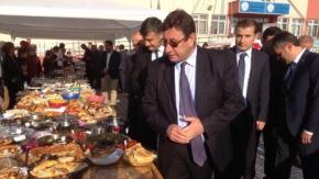 """Bafra'da """"Yaza Elvada, Kışa Merhaba Sonbahar Şenliği"""""""