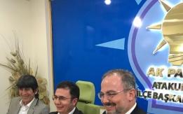 Muhammet Emin Albayrak; İlçe Teşkilatlarından İlgi Görüyor