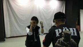 Antrenör Bilal Çelebi'den Özel Güvenlik Görevlilerine Eğitim