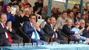 Bafra'da 23 Nisan Kutlaması Etkinlikleri