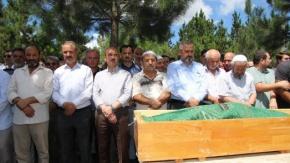 Saime Hüryaşar Dualarla Son Yolculuğuna Uğurlandı