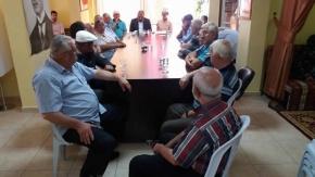 Şehit Aileleri ve Gaziler Dayanışma Derneğinden 76. Mevlit Programı