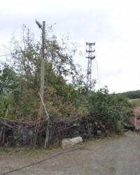 Hortum; Uluağaç Köyü'nü Böyle Yıktı Geçti