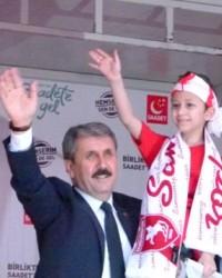 Milli İttifak'tan Samsun'da Büyük Miting