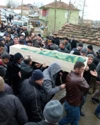 Niyazi ve Muharrem Türkmen Dualarla Defnedildi