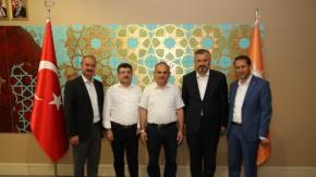 Başkan Hamit Kılıç, Bafra İçin Ankara'da