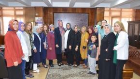 Bafra Belediye Başkan Vekili Sebahat Kurt'tan Yoğun Mesai