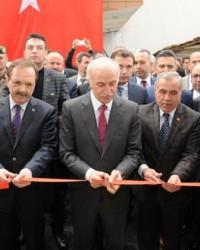 Bafra SYD Vakfı Yeni Hizmet Binası Hizmete Açıldı