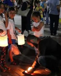 Bafra'da Sele Sepet Şenliği Coşkusu Yaşandı