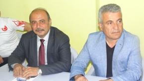 Çamaş, Alaçam Seçim Bürosunda Vatandaşlarla Buluştu