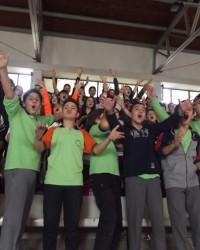 Yıldız Erkekler Basketbol Şampiyonu Atatürk Ortaokulu