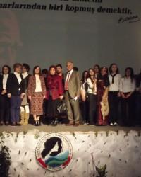 Resim, Şiir, Kompozisyon ve Anı Yarışması Ödül Töreni
