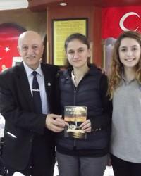 Bafra'lı Yazarlar Söyleşi ve İmza Gününde Buluştu