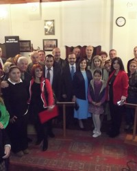 Bafra Şiir Kulübü'nden 29 Ekim Şiir Dinletisi