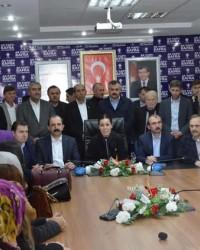 Kırcalı'dan 2 Günde 11 Mahalleye Ziyaret
